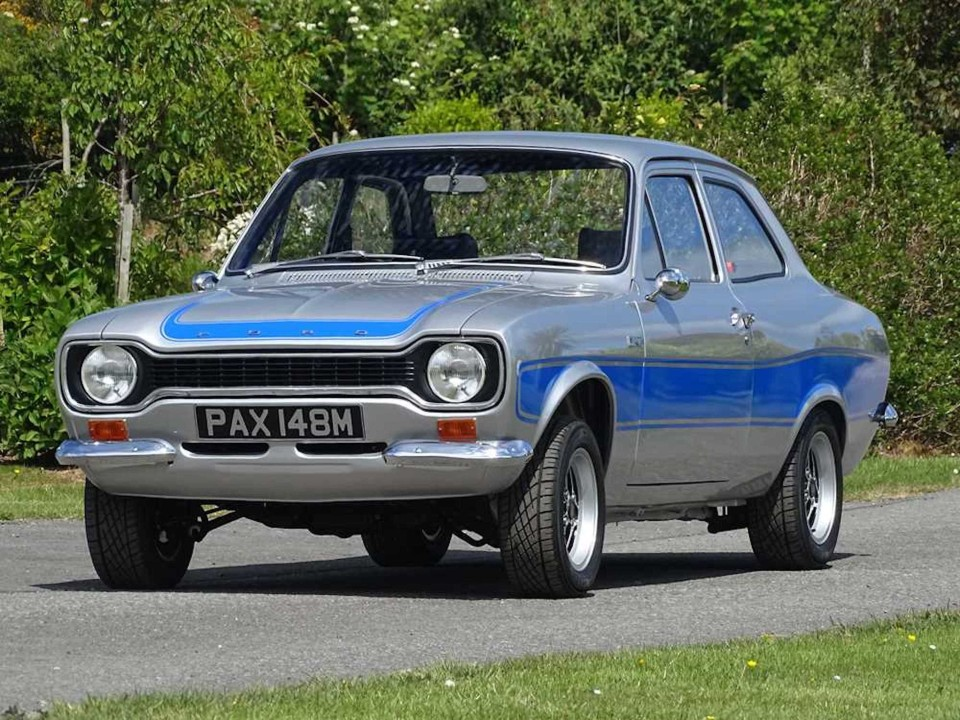 FROM BOY RACER TO CLASSIC ICON THE FORD ESCORT RS2000 BECOMES EVER MORE COLLECTABLE