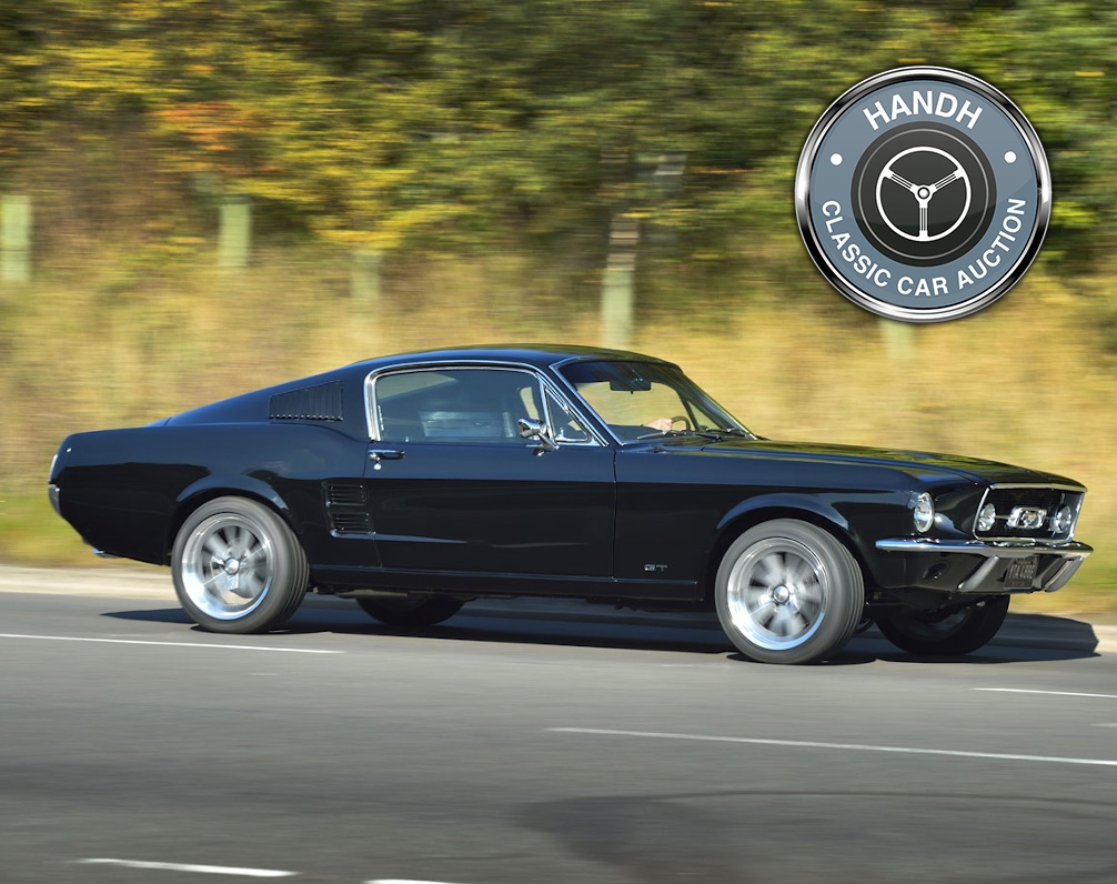 The H&H Classic Motorcar Auction