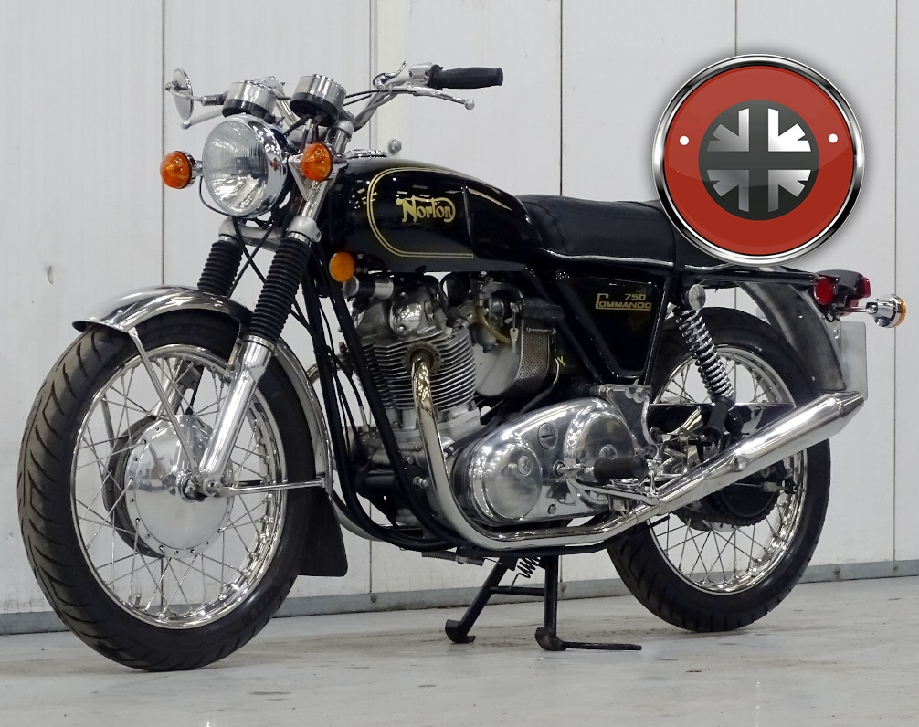 The H&H Classic Motorcycle Auction