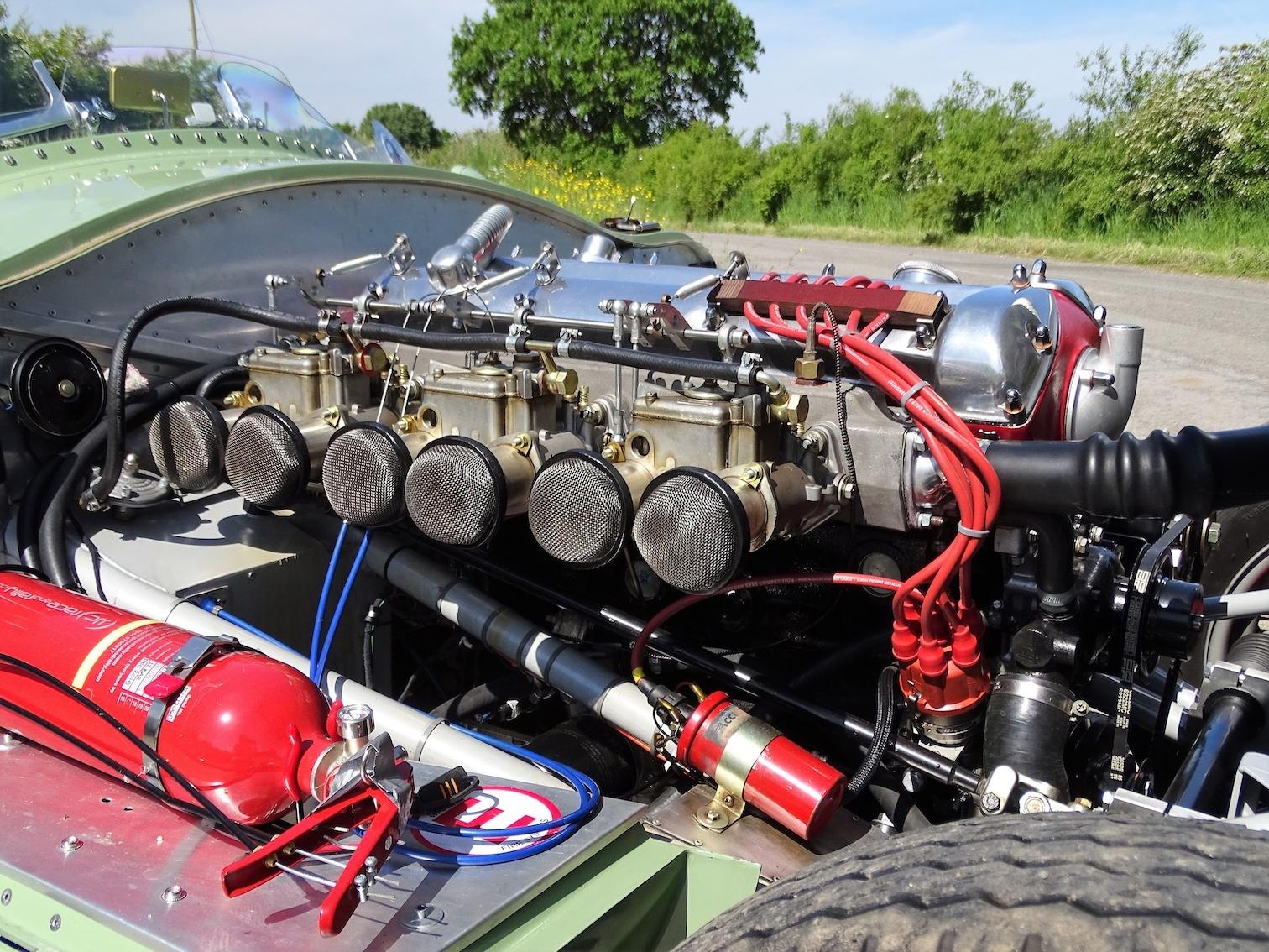 2014 Realm Heritage C-Type Engine