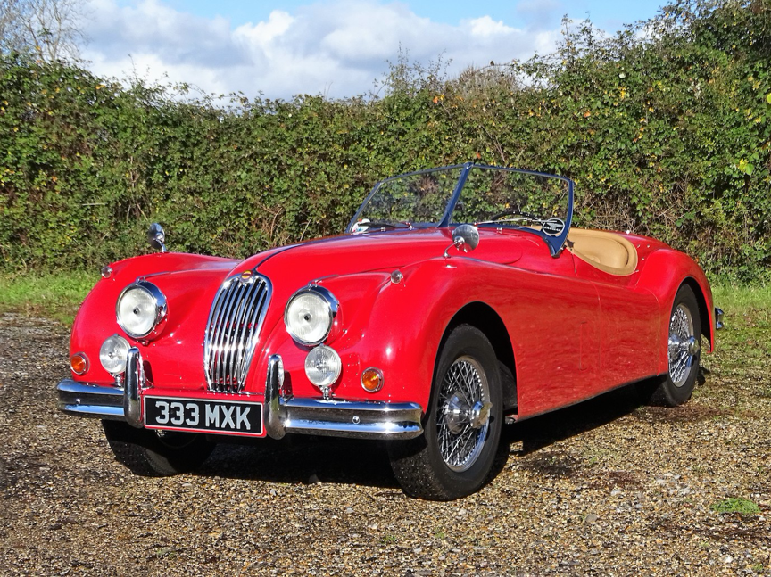 65 year old big cat emerges from The Grand Canyon state and roars into the UK classic car scene