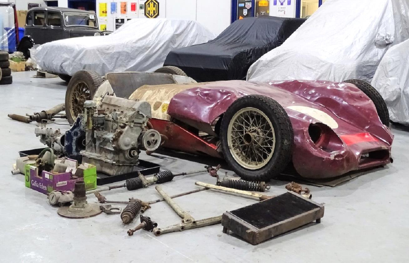 Lotus workshop