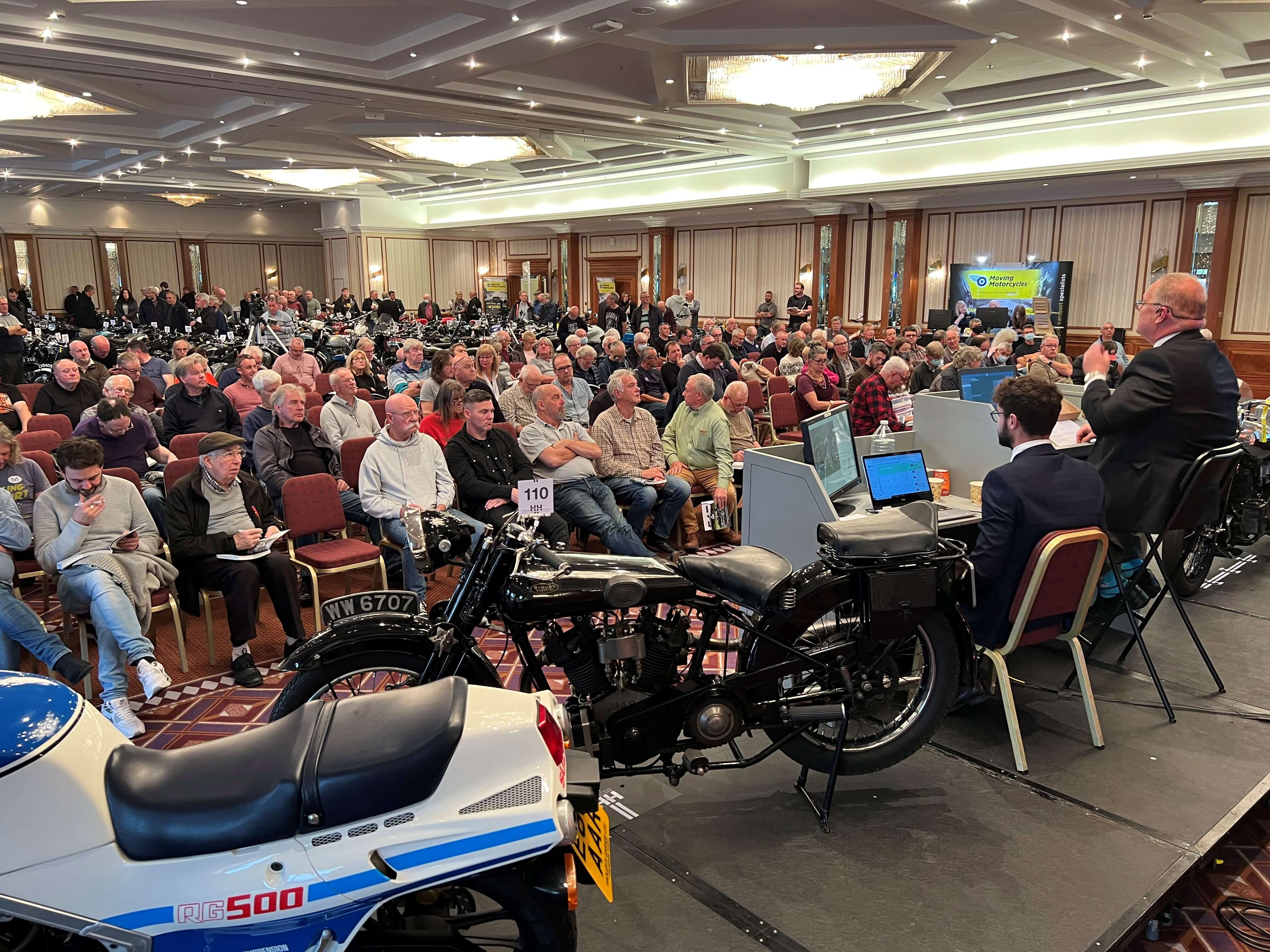 H&H Classic Motorcycle Auction - Wednesday 9th June