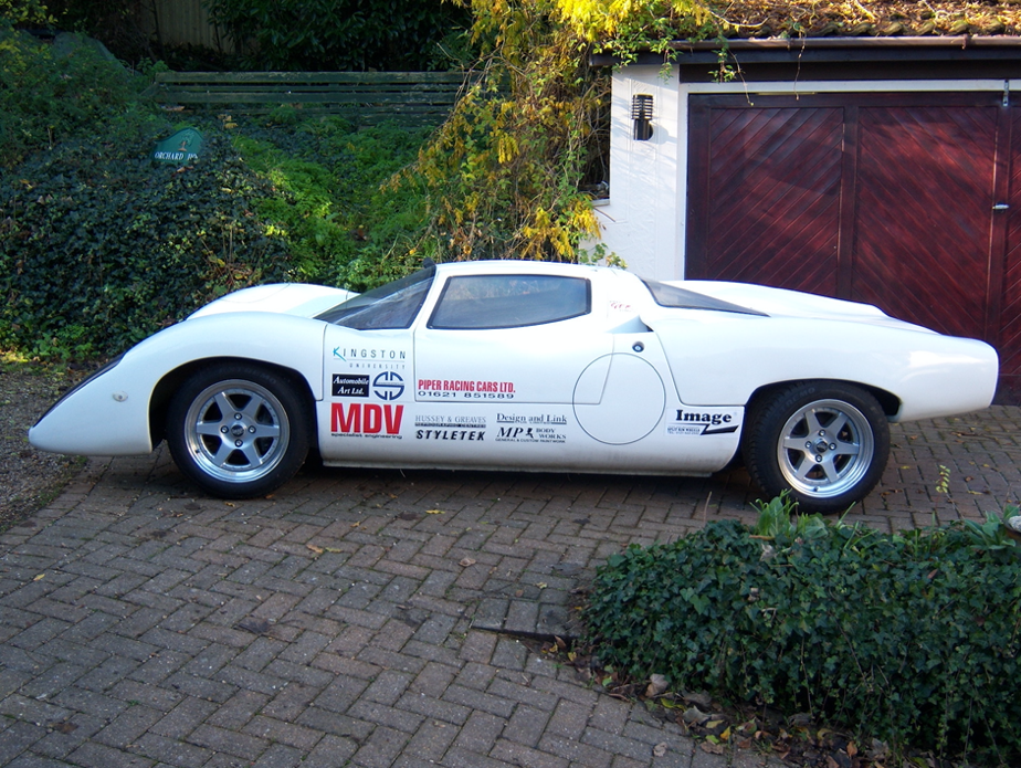 PIPER - A BRITISH CAR THAT HAS RISEN OUT OF THE ASHES OF UNFULFILLED RACING AMBITION