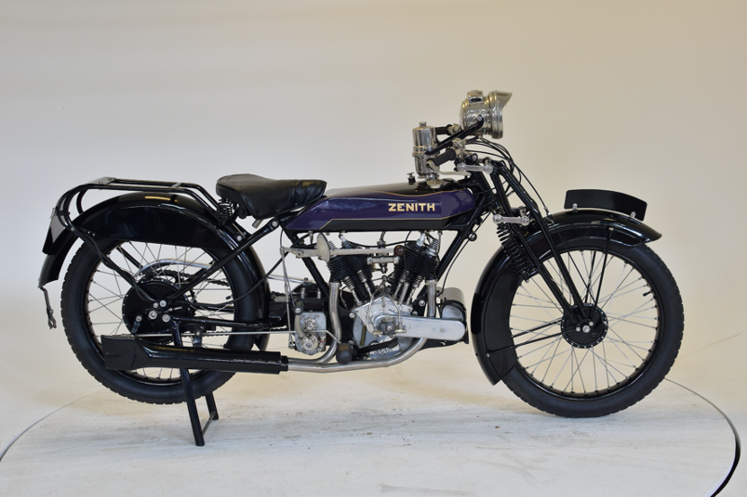 H&H CLASSICS TO SELL NATIONAL MOTORCYCLE MUSEUM'S STUNNING 30 STRONG 'DUPLICATE COLLECTION'