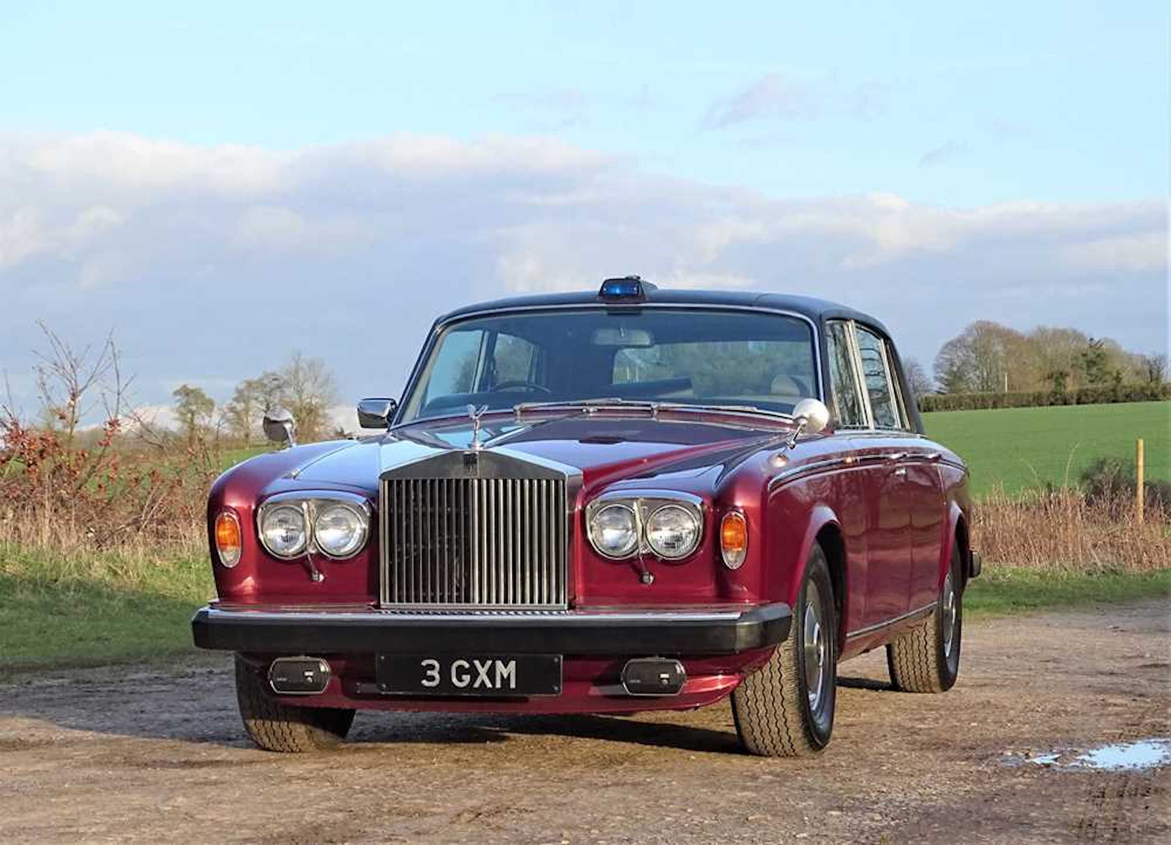 Princess Margaret's Longest Serving Rolls-Royce to be Auctioned