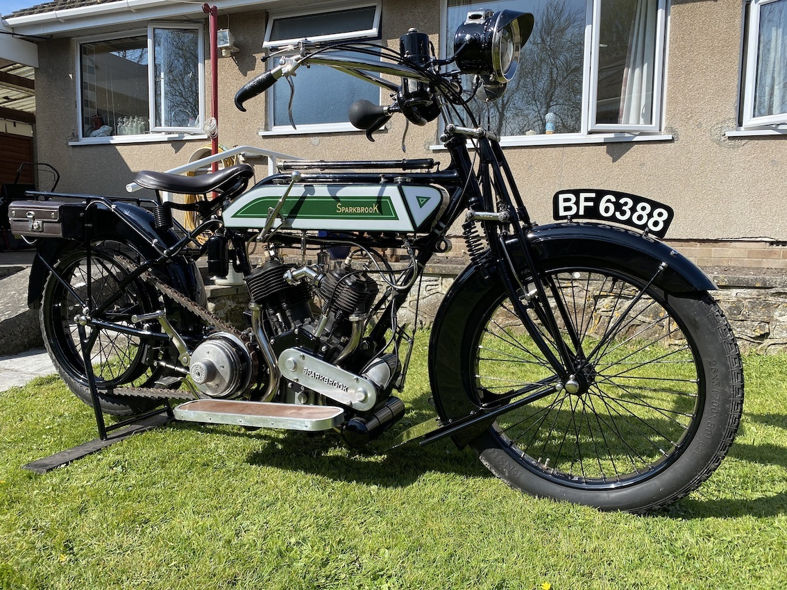 Rare Historic Motorbikes for sale at the NMM Auction on June 9th