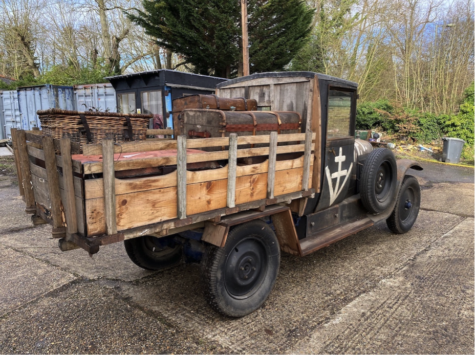 WW2 Citroen Truck