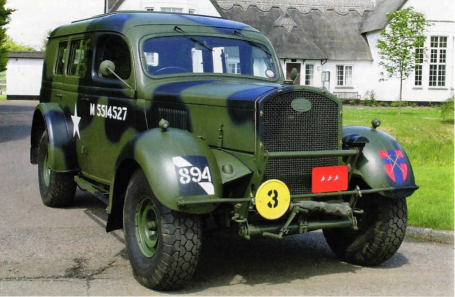 1942 Ford WOA2 Heavy Utility Car