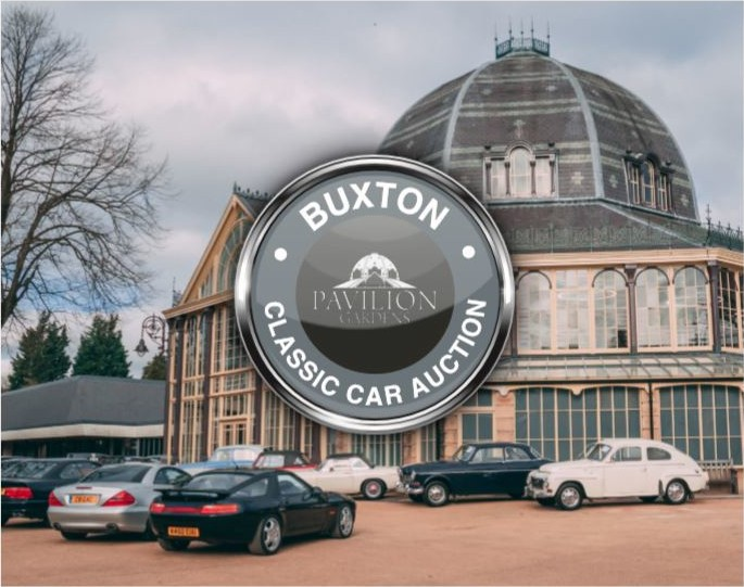 Buxton Classic Car Auction