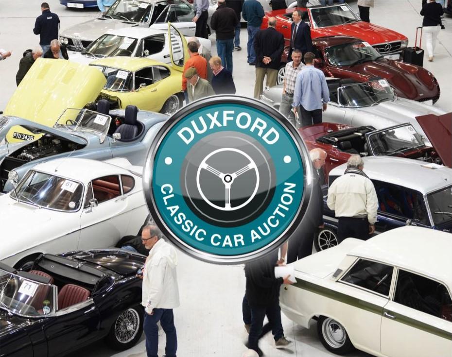 Duxford Classic Car Auction