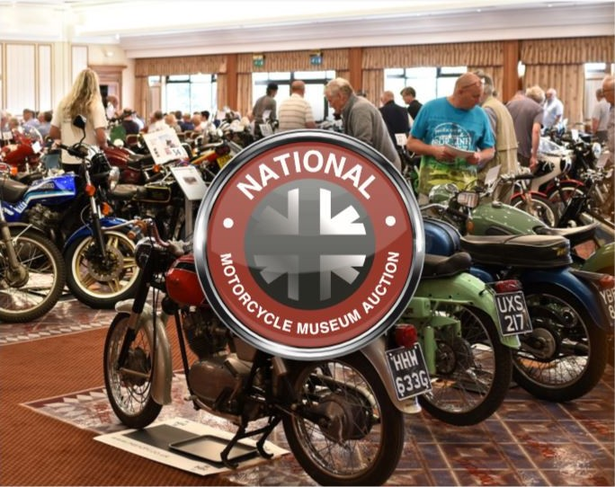 National Motorcycle Museum Classic Bike Auction