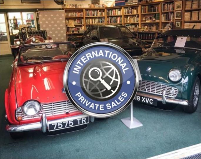 International Private Classic Car Sales