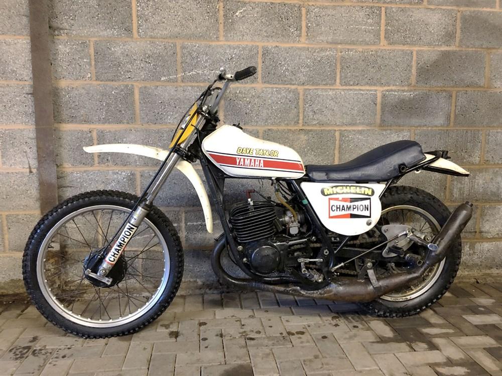 Lot 53 - 1974 Yamaha YZ400