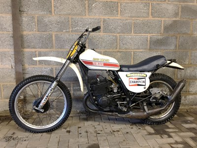 Lot 53-1974 Yamaha YZ400