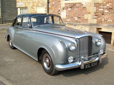 Lot 7 - 1961 Bentley S2 Saloon
