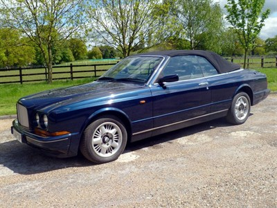 Lot 15 - 1995 Bentley Azure