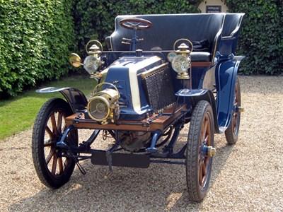 Lot 19 - 1904 Renault Type T Tonneau