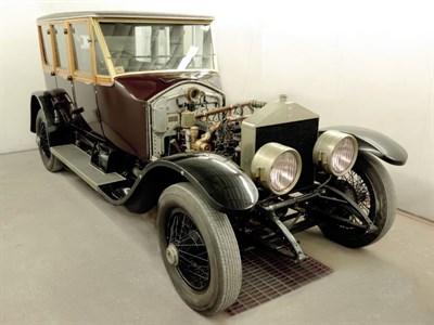 Lot 27 - 1925 Rolls-Royce Silver Ghost 40/50 Sedan