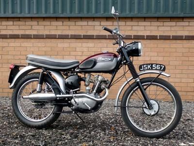Lot 19 - 1961 Triumph T20 Tiger Cub