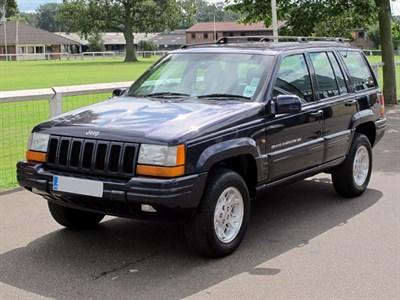 Lot 53 - 1997 Jeep Grand Cherokee