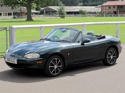 Lot 5 - 1998 Mazda MX-5 1.8