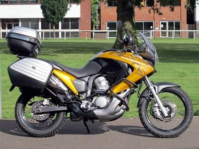 Lot 1006-2008 Honda XL700 VA8