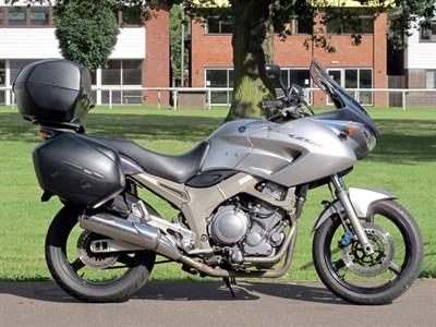 Lot 1004-2004 Yamaha TDM 900