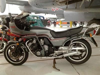 Lot 80-1982 Honda CBX Pro Link