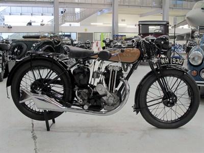Lot 52 - 1930 New Hudson Sporting