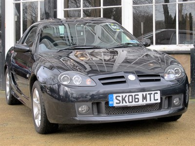 Lot 80-2006 MG TF 135