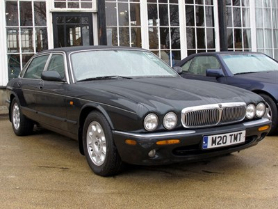 Lot 81-1997 Jaguar Sovereign 4.0