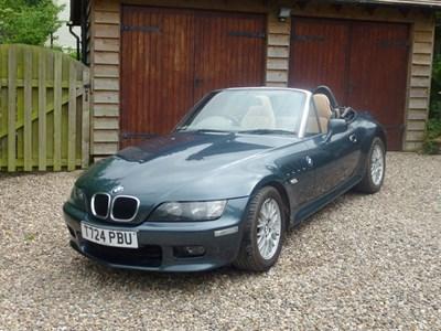 Lot 14 - 1999 BMW Z3 2.8