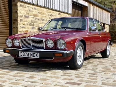 Lot 89 - 1986 Jaguar XJ6 4.2