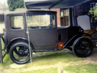 Lot 39 - 1930 Austin Seven Fabric Saloon