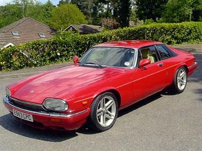 Lot 40 - 1988 Jaguar XJ-S 5.3 HE Chasseur