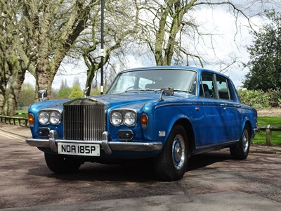 Lot 79-1976 Rolls-Royce Silver Shadow