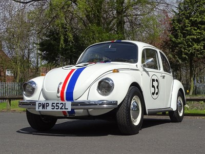 Lot 51-1972 Volkswagen Beetle 1600