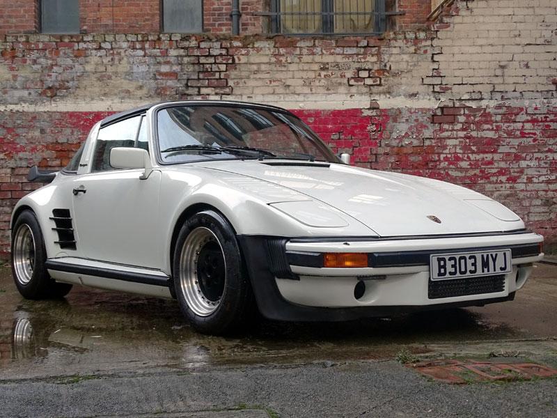 Lot 48 - 1985 Porsche 911 Carrera 3.2 Targa