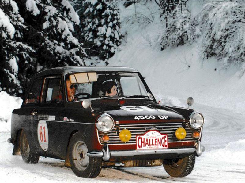 Lot 31-1963 Austin A40 Farina