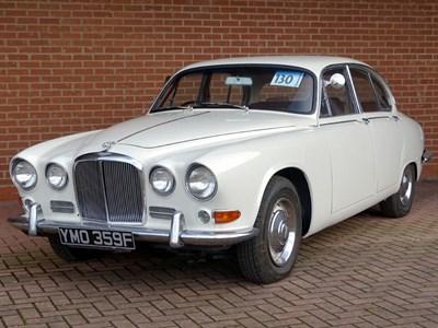 Lot 130-1967 Jaguar 420