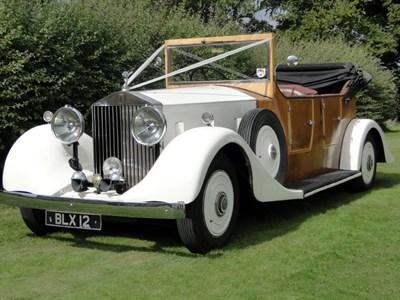 Lot 55-1935 Rolls-Royce Phantom II Tourer