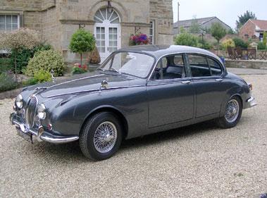 Lot 81-1968 Jaguar 240