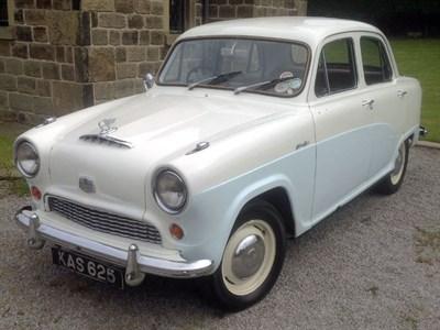 Lot 4 - 1956 Austin A50 Cambridge