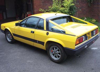 Lot 21-1982 Lancia Monte Carlo Coupe