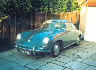 Lot 19-1965 Porsche 356SC Coupe
