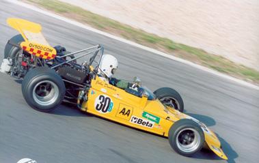 Lot 66-1971 Merlyn MK 21 Formula B Single Seat Racecar