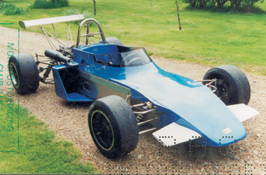 Lot 35-1972 Brabham BT38C F3 Single Seater