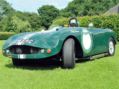Lot 48-1960 Turner Climax MKI 'Tatty'