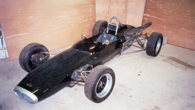 Lot 71-1968 Russell Alexis MK 14 Formula Ford Single Seater